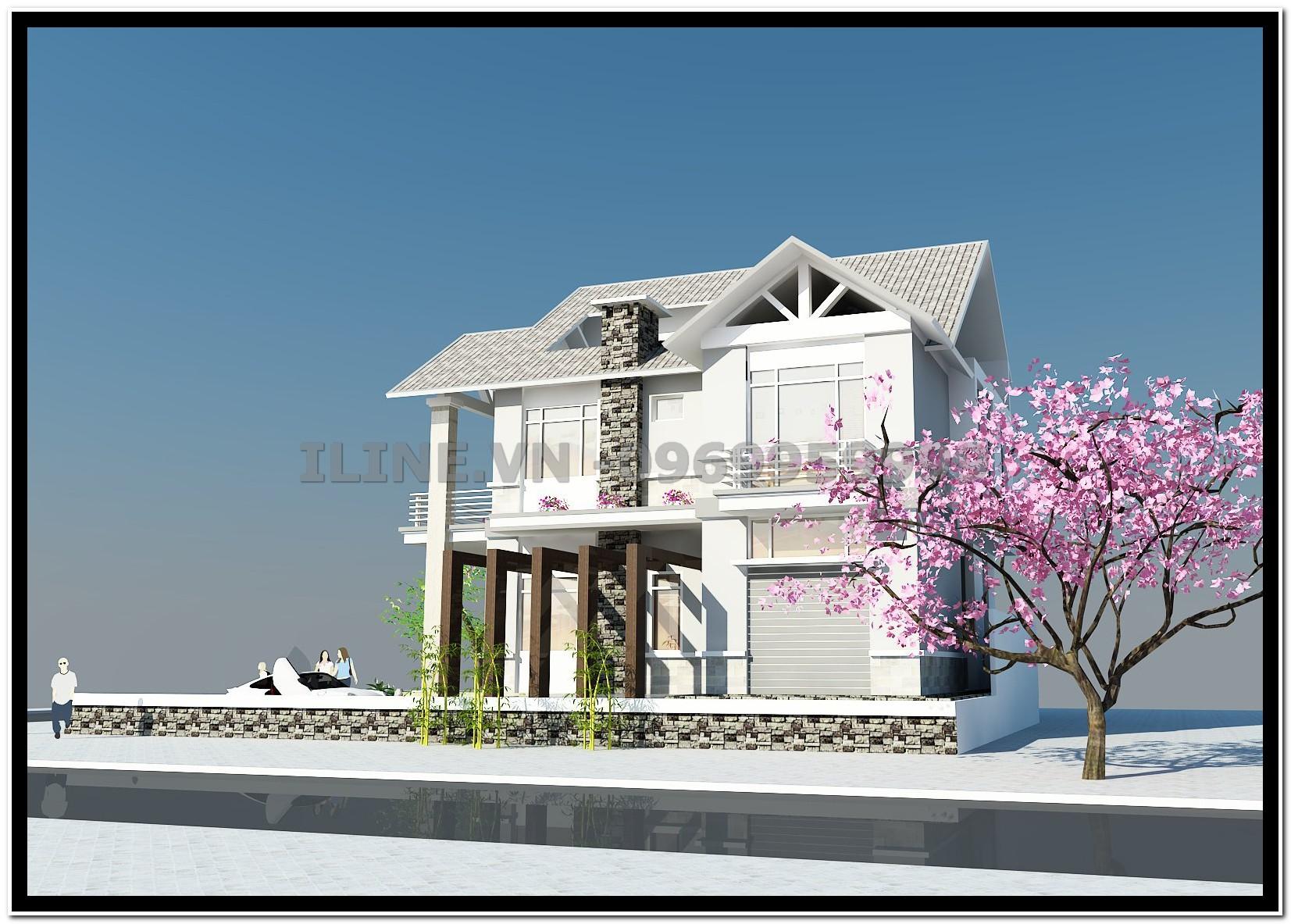Biệt Thự mini Anh Cường 2011 - Cẩm Phả