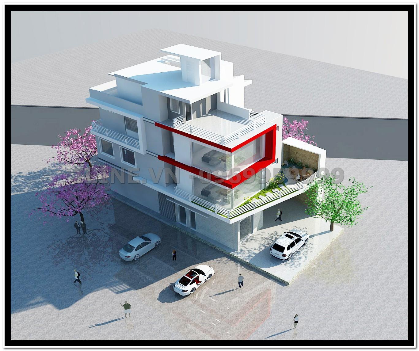 Sàn giao dịch bất động sản Phong Lan - 2012 - Cẩm Phả